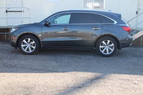 2015 Acura MDX for sale at LIFE AFFORDABLE AUTO SALES in Columbus OH