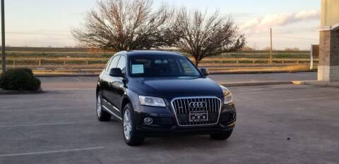 2014 Audi Q5 for sale at America's Auto Financial in Houston TX