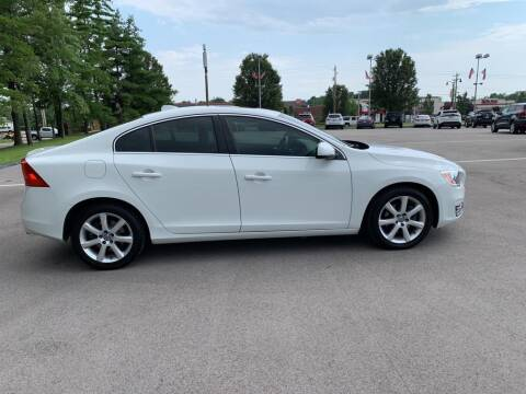 2016 Volvo S60 for sale at St. Louis Used Cars in Ellisville MO