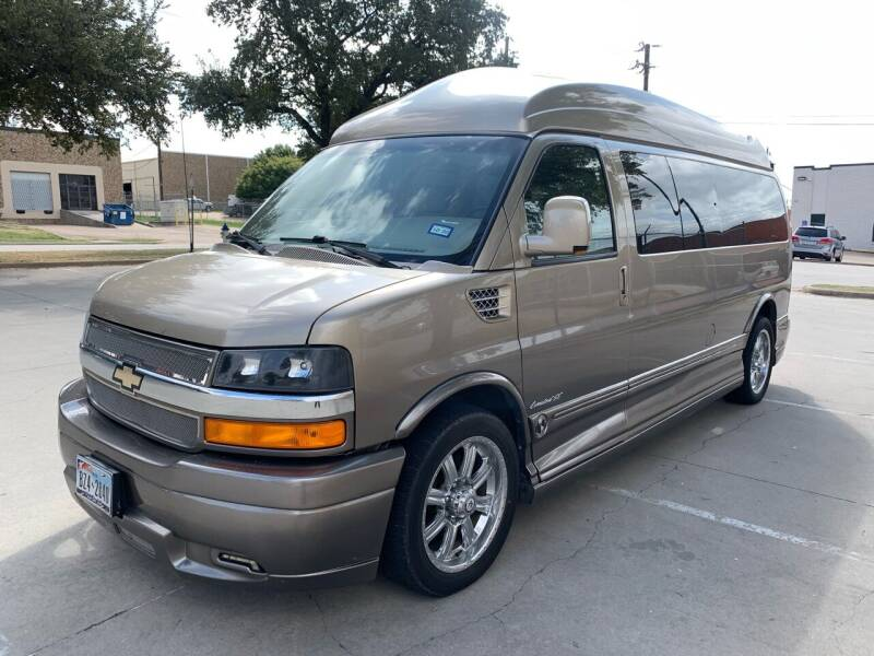 2012 Chevrolet Express Cargo for sale at Vitas Car Sales in Dallas TX