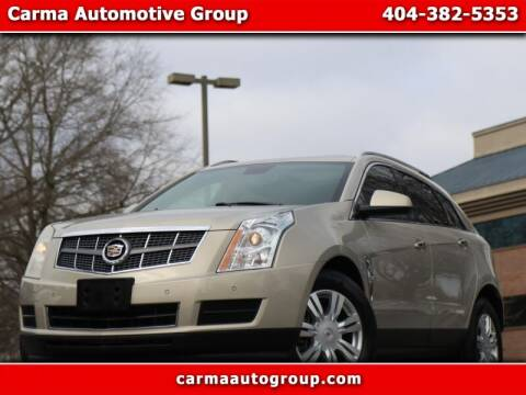 2010 Cadillac SRX for sale at Carma Auto Group in Duluth GA