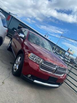 2013 Dodge Durango for sale at Car Barn of Springfield in Springfield MO