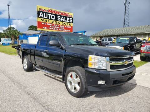 2009 Chevrolet Silverado 1500 for sale at Mox Motors in Port Charlotte FL