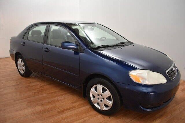 2006 Toyota Corolla for sale at Paris Motors Inc in Grand Rapids MI