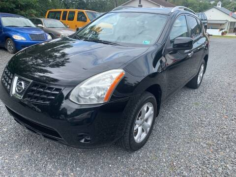 2010 Nissan Rogue for sale at JM Auto Sales in Shenandoah PA
