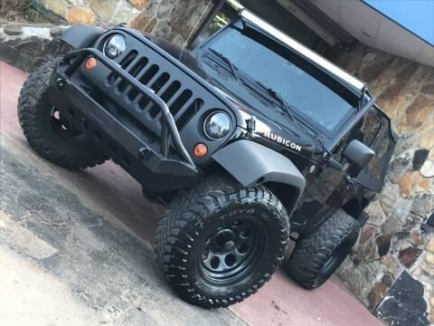 2007 Jeep Wrangler for sale at Atlanta Prestige Motors in Decatur GA