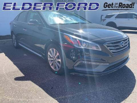 2016 Hyundai Sonata for sale at Mr Intellectual Cars in Troy MI