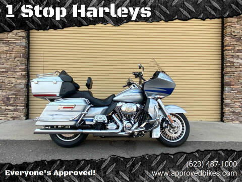 2011 Harley Davidson Road Glide Ultra for sale at 1 Stop Harleys in Peoria AZ