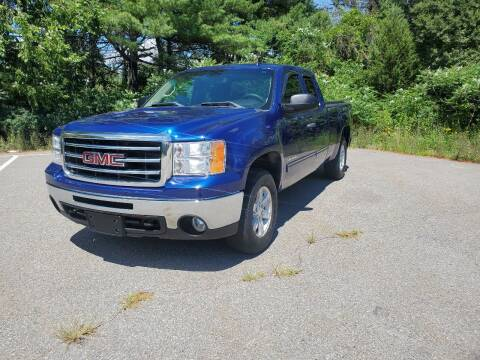 2013 GMC Sierra 1500 for sale at Westford Auto Sales in Westford MA