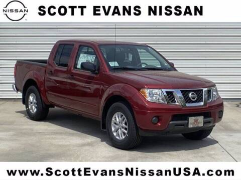 2021 Nissan Frontier for sale at Scott Evans Nissan in Carrollton GA