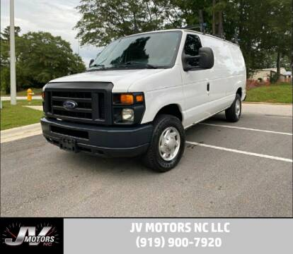 2013 Ford E-Series Cargo for sale at JV Motors NC LLC in Raleigh NC
