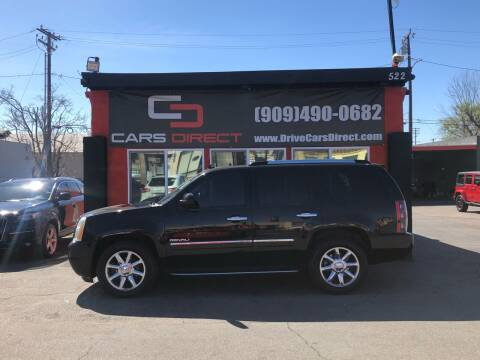 2010 GMC Yukon for sale at Cars Direct in Ontario CA