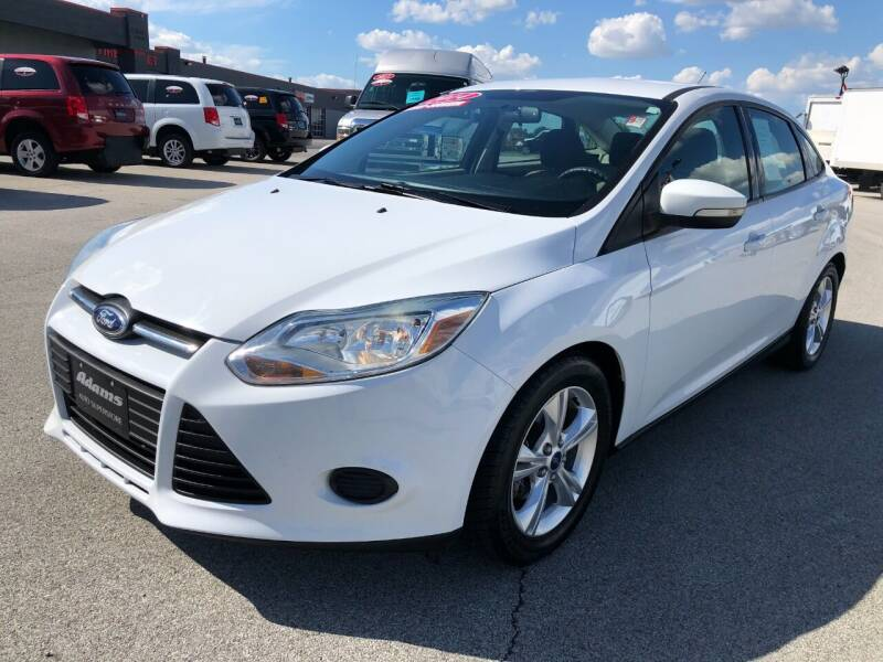 2014 Ford Focus for sale in Kokomo, IN