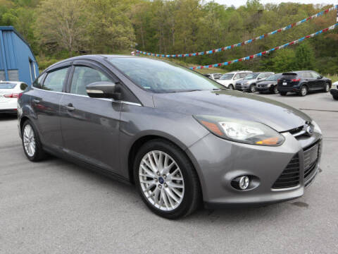 2014 Ford Focus for sale at Viles Automotive in Knoxville TN