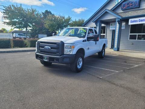 2012 Ford F-250 Super Duty for sale at Brookwood Auto Group in Forest Grove OR