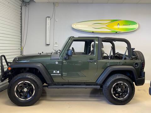 2007 Jeep Wrangler for sale at Jeep and Truck USA in Tampa FL