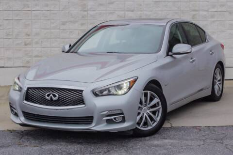 2015 Infiniti Q50 Hybrid for sale at Cannon Auto Sales in Newberry SC