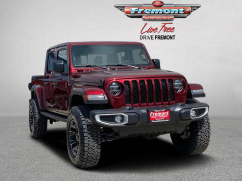 2021 Jeep Gladiator for sale at Rocky Mountain Commercial Trucks in Casper WY