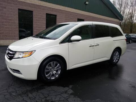 2014 Honda Odyssey for sale at Auto Import Specialist LLC in South Bend IN