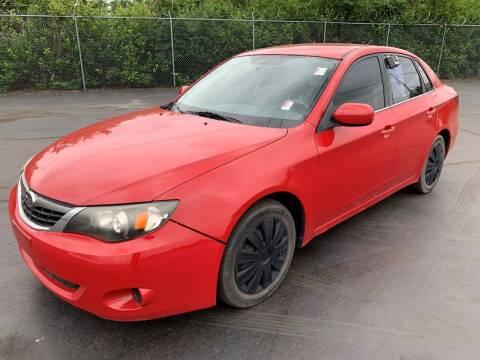 2009 Subaru Impreza for sale at American Motors Inc. - Cahokia in Cahokia IL