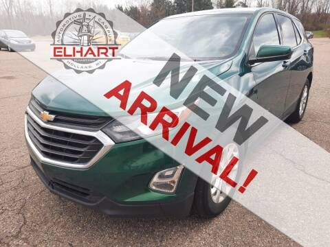 2018 Chevrolet Equinox for sale at Elhart Automotive Campus in Holland MI