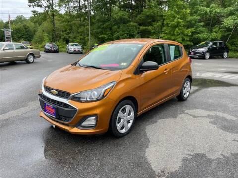 2019 Chevrolet Spark for sale at North Berwick Auto Center in Berwick ME