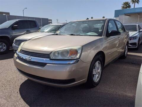 2005 Chevrolet Malibu for sale at Camelback Volkswagen Subaru in Phoenix AZ
