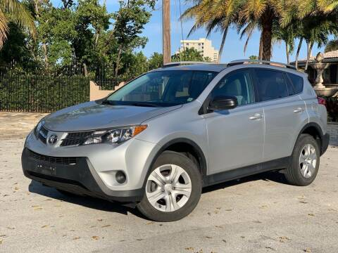 2013 Toyota RAV4 for sale at Citywide Auto Group LLC in Pompano Beach FL