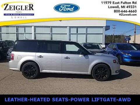 2018 Ford Flex for sale at Zeigler Ford of Plainwell- Jeff Bishop in Plainwell MI