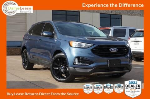 2019 Ford Edge for sale at Dallas Auto Finance in Dallas TX