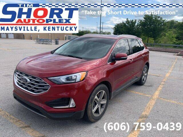 2019 Ford Edge for sale at Tim Short Chrysler in Morehead KY