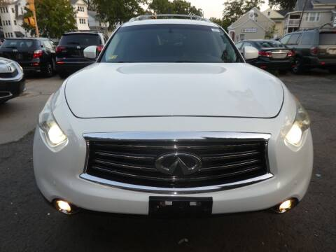 2009 Infiniti FX35 for sale at Wheels and Deals in Springfield MA