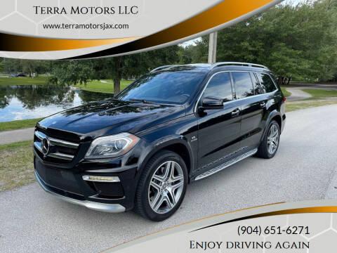2015 Mercedes-Benz GL-Class for sale at Terra Motors LLC in Jacksonville FL
