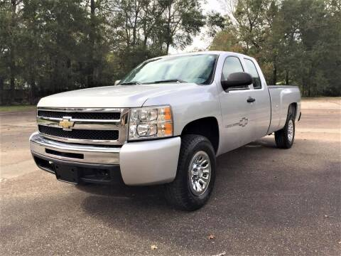 2010 Chevrolet Silverado 1500 for sale at Prime Autos in Vidor TX
