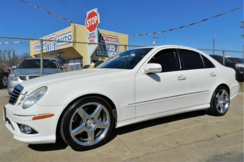 2009 Mercedes-Benz E-Class for sale at Buy Here Pay Here Lawton.com in Lawton OK