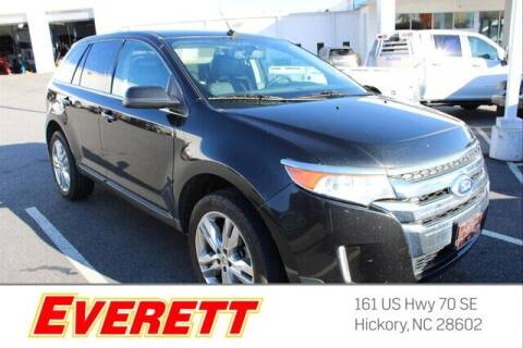 2013 Ford Edge for sale at Everett Chevrolet Buick GMC in Hickory NC