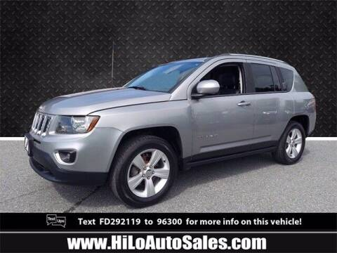 2015 Jeep Compass for sale at BuyFromAndy.com at Hi Lo Auto Sales in Frederick MD