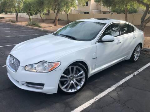 2011 Jaguar XF for sale at Ideal Cars in Mesa AZ