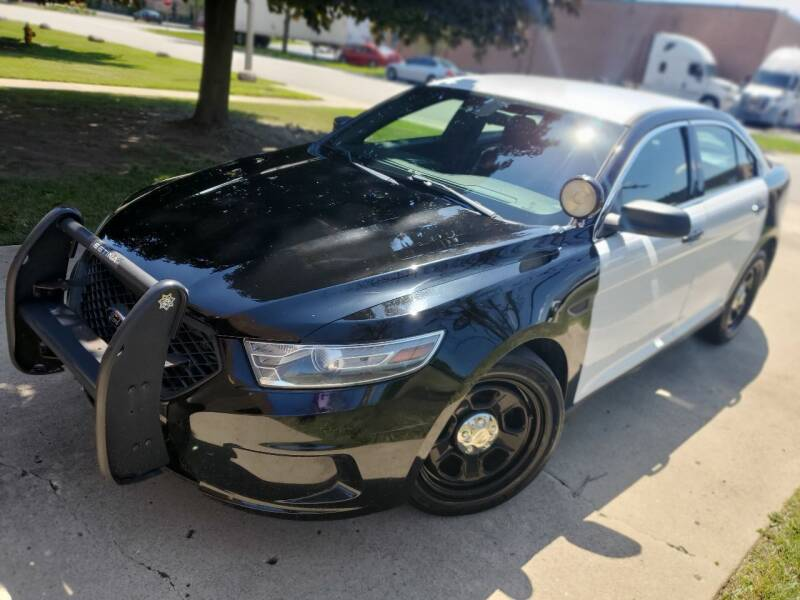 2013 Ford Taurus for sale at Future Motors in Addison IL
