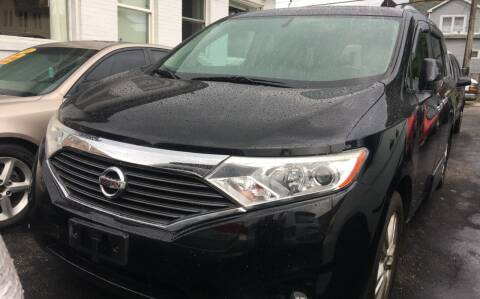 2013 Nissan Quest for sale at Jeff Auto Sales INC in Chicago IL