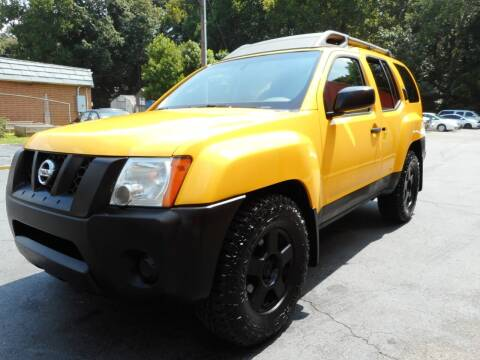 2008 Nissan Xterra for sale at Super Sports & Imports in Jonesville NC