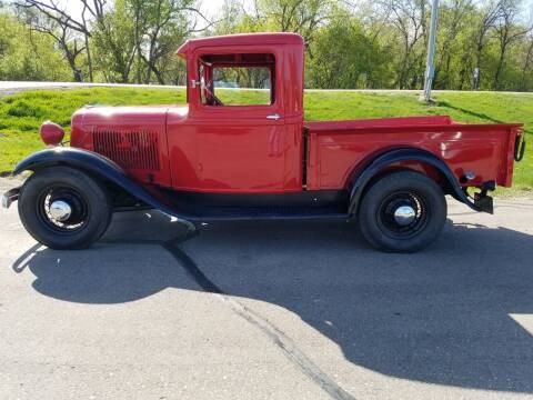 1933 Ford Deluxe for sale at Pro Auto Sales and Service in Ortonville MN