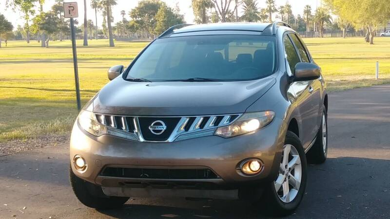 2009 Nissan Murano for sale at CAR MIX MOTOR CO. in Phoenix AZ