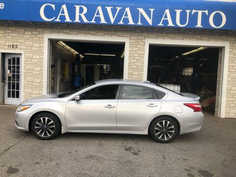 2016 Nissan Altima for sale at Caravan Auto in Cranston RI