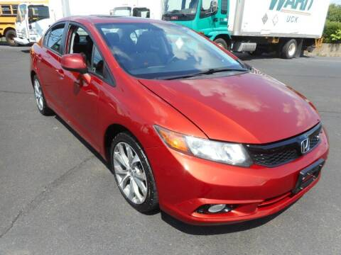 2012 Honda Civic for sale at Integrity Auto Group in Langhorne PA