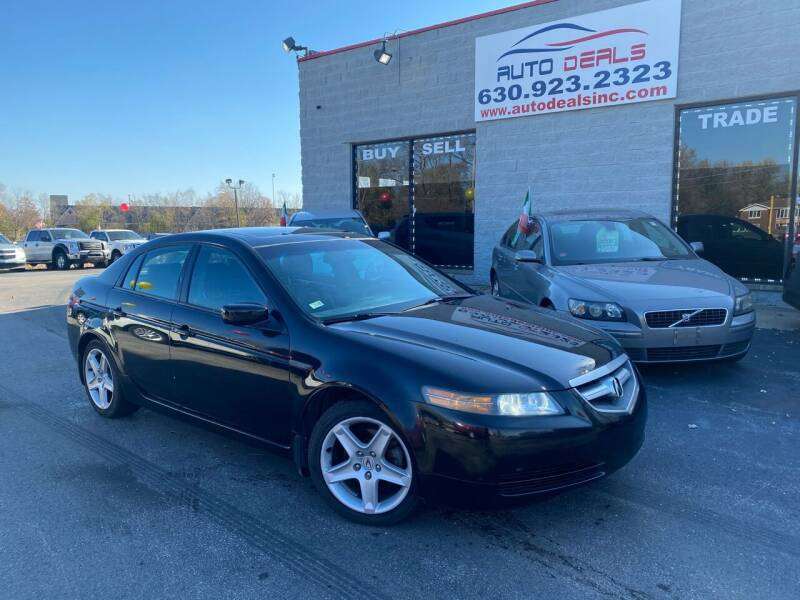 2004 Acura TL for sale at Auto Deals in Roselle IL