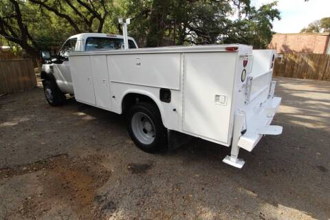 2009 Ford F-450 Super Duty for sale at Discount Auto in Austin TX