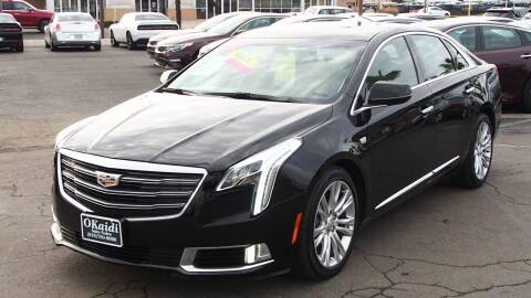 2019 Cadillac XTS for sale at Okaidi Auto Sales in Sacramento CA