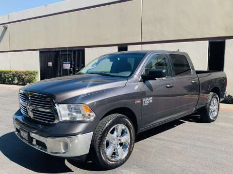 2019 RAM Ram Pickup 1500 Classic for sale at CARLIFORNIA AUTO WHOLESALE in San Bernardino CA