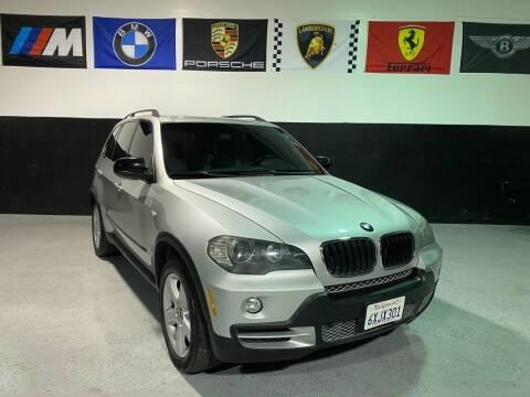 2007 BMW X5 for sale at LG Auto Sales in Rancho Cordova CA
